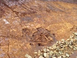 erosión en pendiente