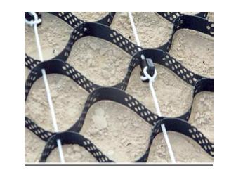 geoceldas con relleno de hormigón