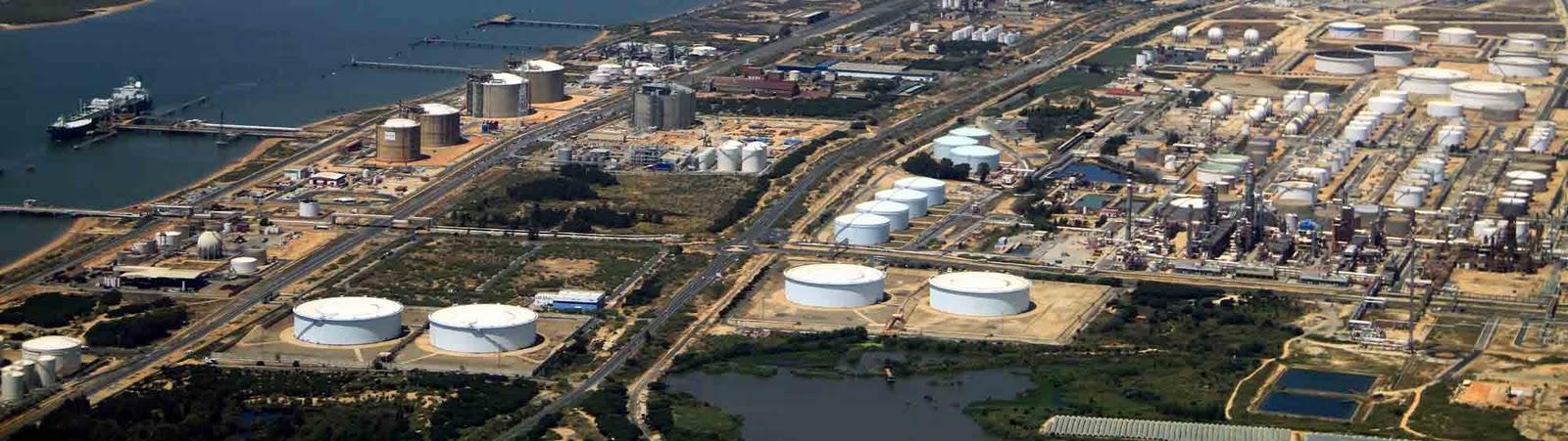 Geotextil para evitar la contaminación del mar en la ría de Huelva