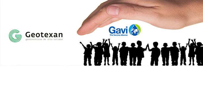 Geotexan colabora con Obra Social La Caixa
