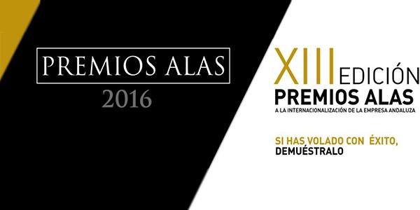 """Geotexan fue finalista en los """"Premios ALAS 2016"""""""