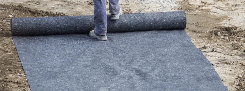 Diferencia entre geotextiles tejidos y no tejidos
